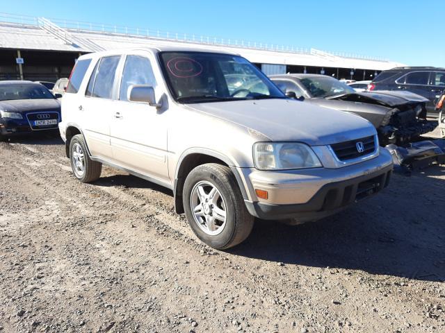 Salvage cars for sale at Phoenix, AZ auction: 2000 Honda CR-V SE