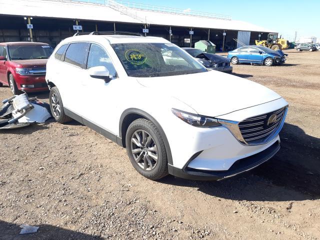 Salvage cars for sale at Phoenix, AZ auction: 2021 Mazda CX-9 Touring