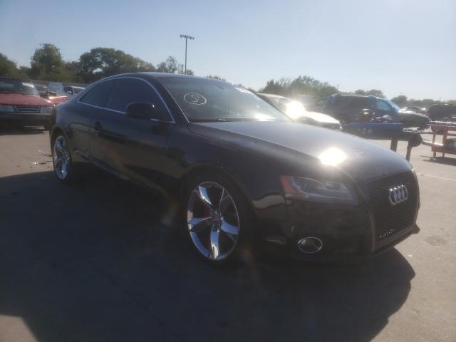 Vehiculos salvage en venta de Copart Wilmer, TX: 2010 Audi A5 Premium