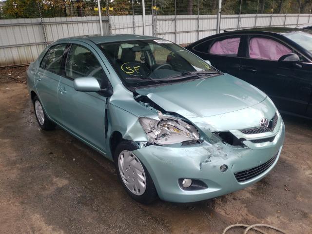 Vehiculos salvage en venta de Copart Austell, GA: 2008 Toyota Yaris