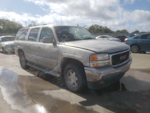 Vehiculos salvage en venta de Copart Wilmer, TX: 2005 GMC Yukon XL C