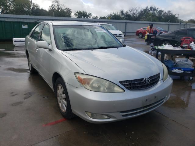 Vehiculos salvage en venta de Copart Wilmer, TX: 2003 Toyota Camry LE
