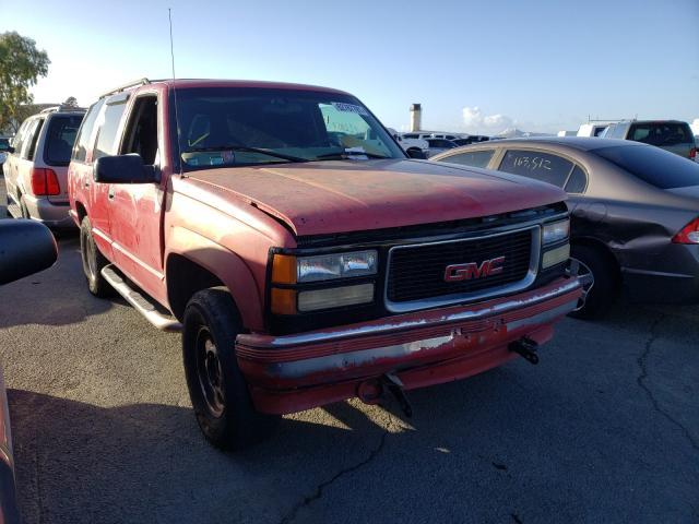 Vehiculos salvage en venta de Copart Martinez, CA: 1997 GMC Yukon