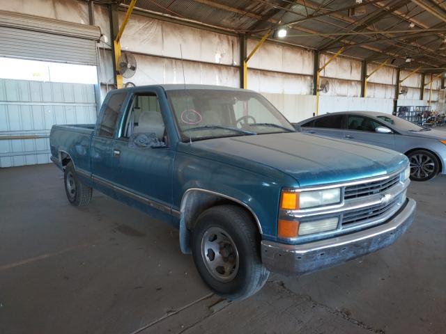 Salvage cars for sale at Phoenix, AZ auction: 1998 Chevrolet GMT-400 C1