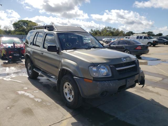 Vehiculos salvage en venta de Copart Wilmer, TX: 2002 Nissan Xterra XE