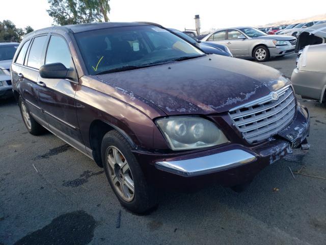 Vehiculos salvage en venta de Copart Martinez, CA: 2004 Chrysler Pacifica