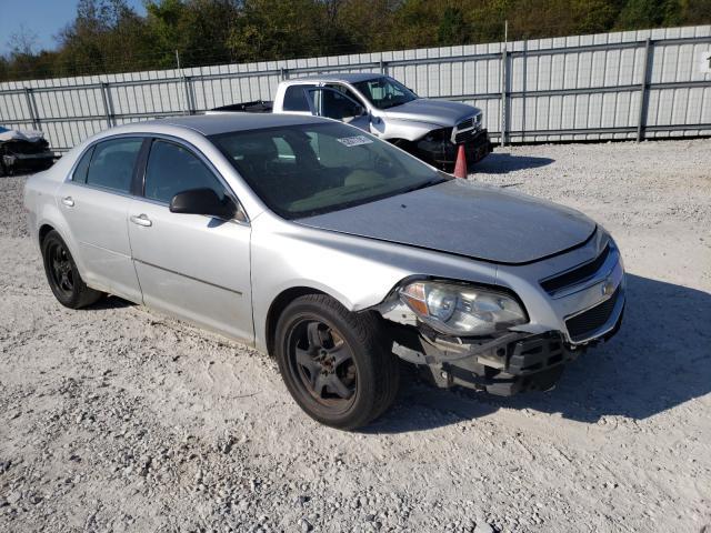 Salvage cars for sale at Prairie Grove, AR auction: 2012 Chevrolet Malibu LS