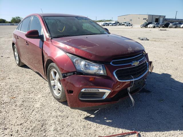 2015 Chevrolet Cruze LT en venta en San Antonio, TX