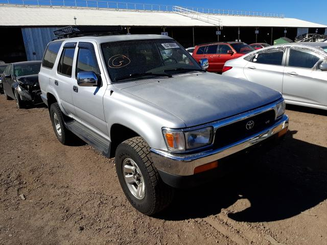 Salvage cars for sale at Phoenix, AZ auction: 1992 Toyota 4runner VN