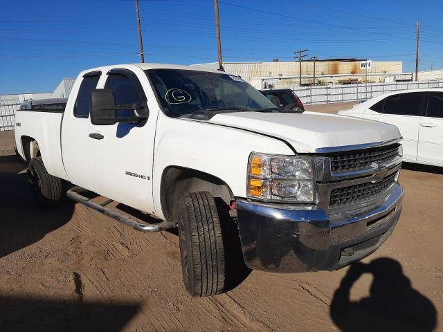 Salvage cars for sale at Phoenix, AZ auction: 2008 Chevrolet Silverado