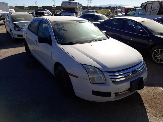 Salvage cars for sale at Tucson, AZ auction: 2008 Ford Fusion S