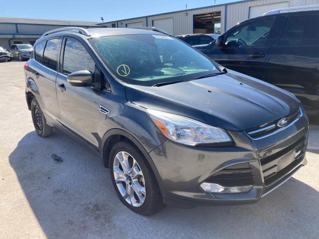 2016 Ford Escape Titanium en venta en Houston, TX