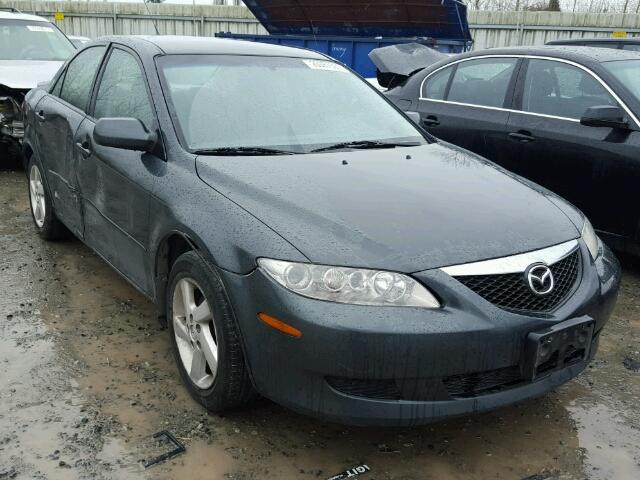 Salvage V   2004 Mazda 6
