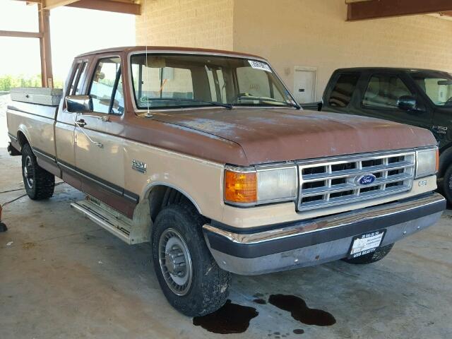 1988 Ford F250 >> 1fthx25h9jkb18708 1988 Ford F250 In Al