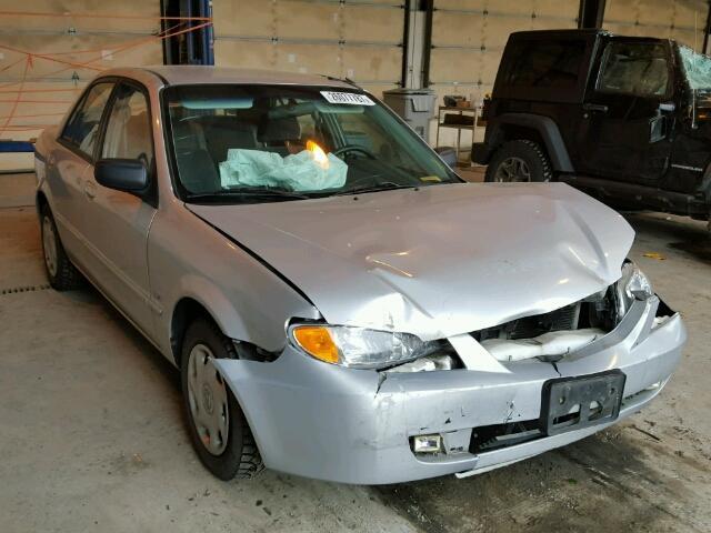 Salvage V   2001 Mazda Protege