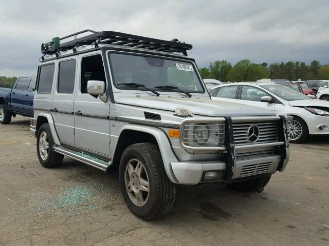 2003 mercedes benz g500 for sale ga atlanta west for 2003 mercedes benz g500