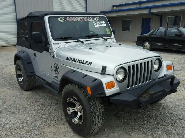 Salvage V | 2005 Jeep Wrangler