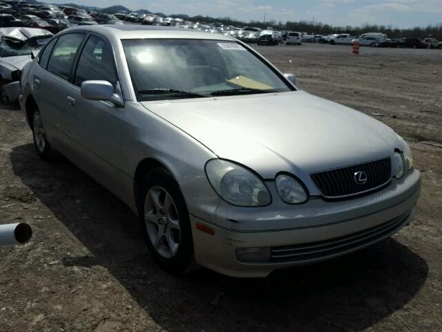 2002 LEXUS GS 300 3.0L