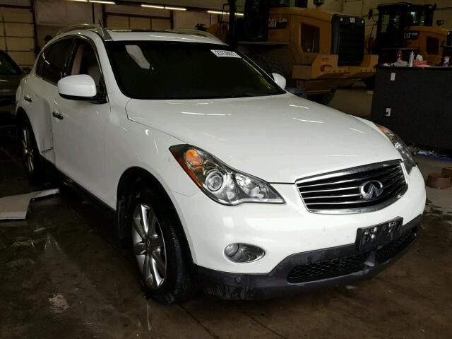 2008 INFINITI EX35 3.5L