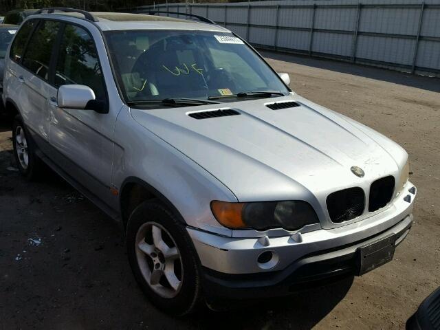 2002 BMW X5 3.0I 3.0L