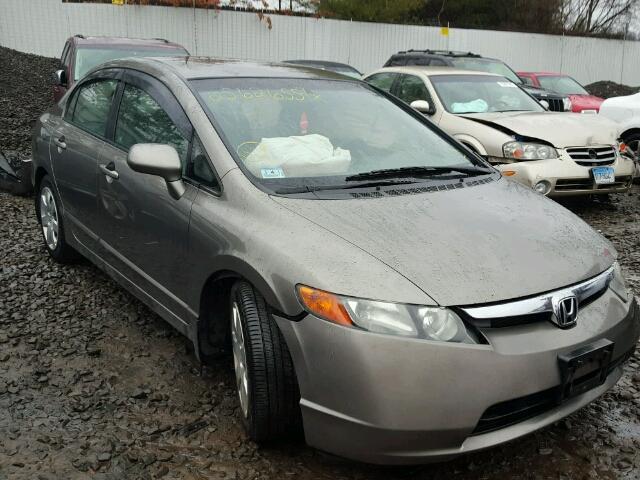 Salvage V | 2008 Honda Civic