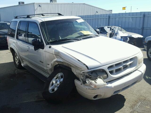 Salvage V | 2000 Ford Explorer