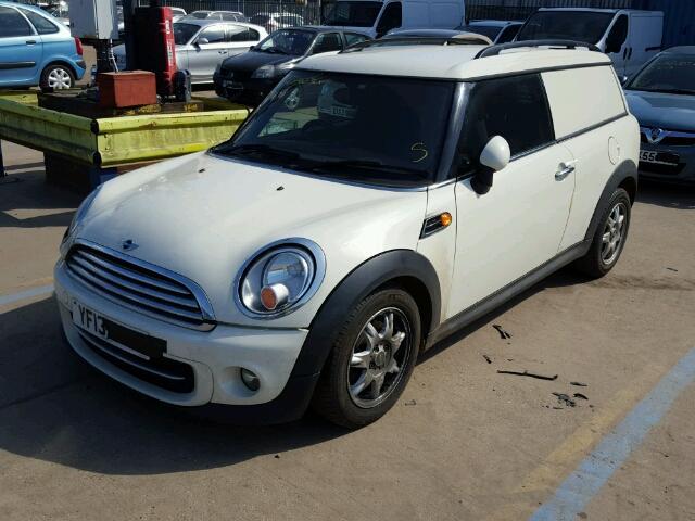 2013 Mini Clubvan Co For Sale At Copart Uk Salvage Car Auctions