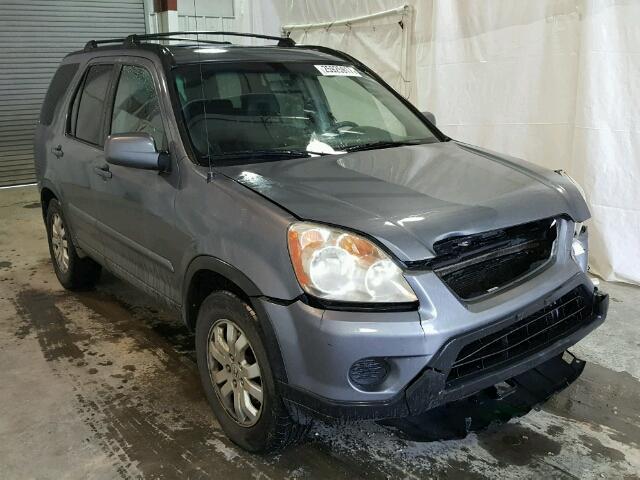 Salvage V   2005 Honda Crv