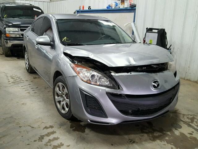Salvage V | 2011 Mazda 3