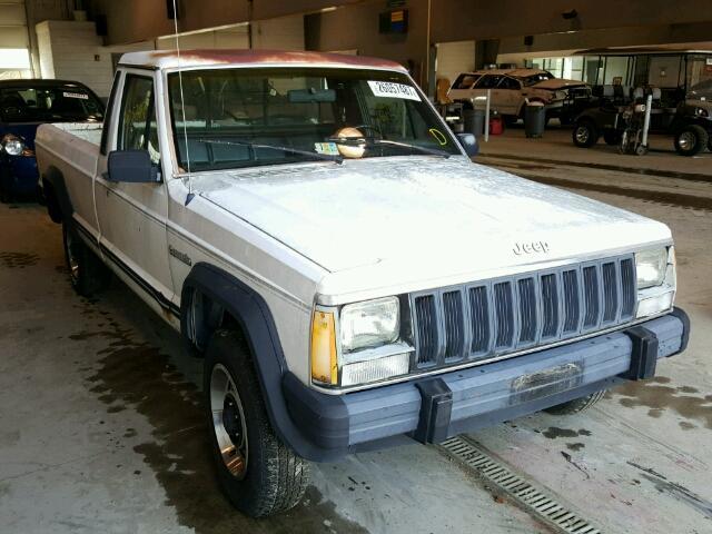 1987 American Motors Comanche For Sale At Copart Sandston