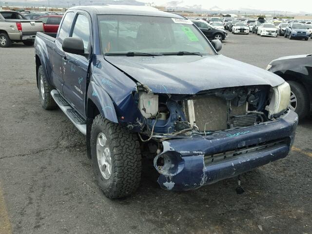 Salvage V | 2008 Toyota Tacoma