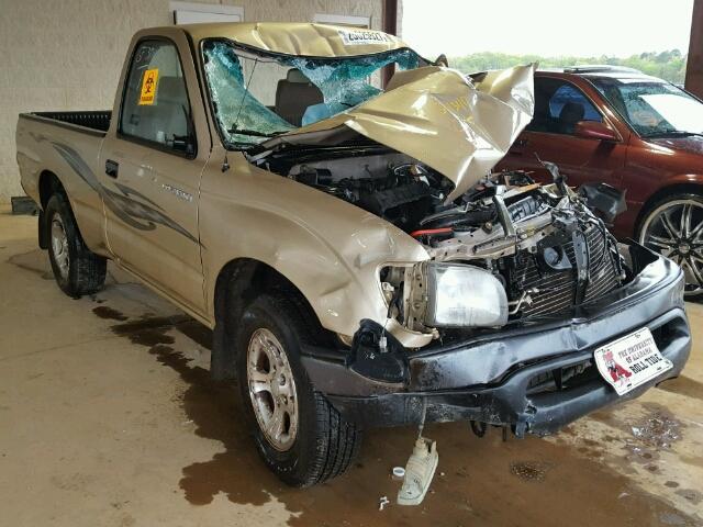 Salvage V   2003 Toyota Tacoma