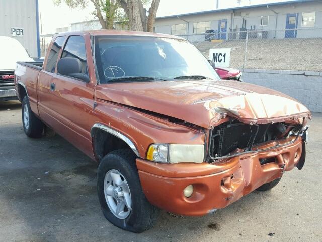 Salvage V | 2001 Dodge Ram 1500