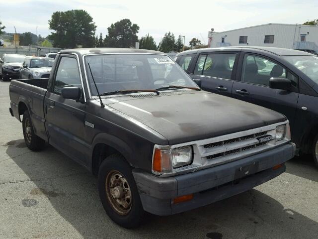 Auto Auction Ended On Vin Jm2uf1139j0390110 1988 Mazda