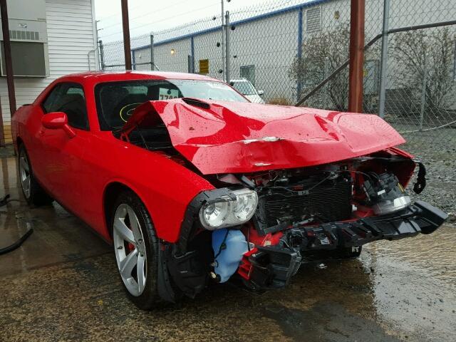Salvage V | 2010 Dodge Challenger