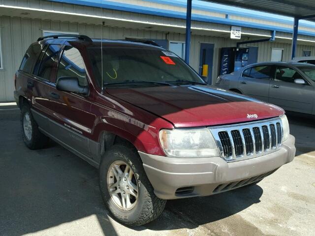 Salvage V | 2003 Jeep Cherokee