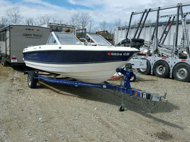 Salvage M | 2007 Bayl Boat