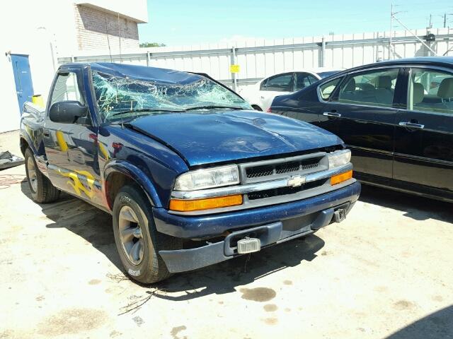 1999 CHEVROLET S TRUCK S1 2.2L