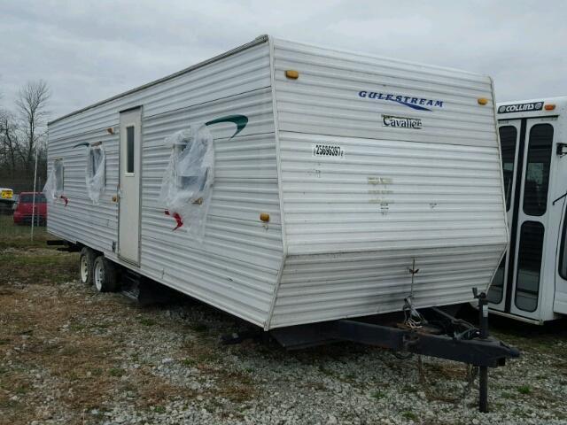 Salvage R | 2006 Gulf Cavalier