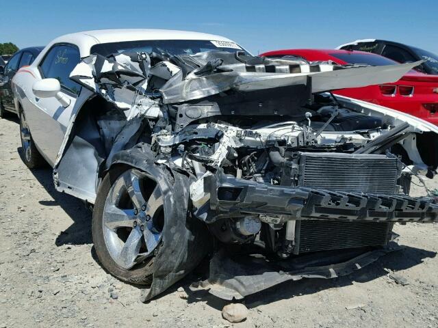 Salvage V | 2013 Dodge Challenger