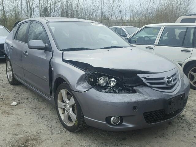 Salvage V   2006 Mazda 3