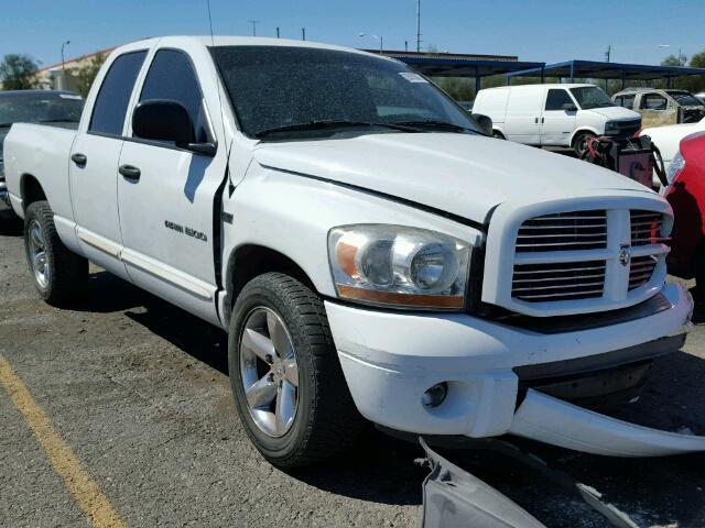 Salvage V | 2006 Dodge Ram 1500
