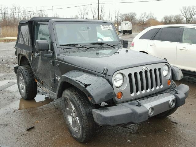 Salvage V | 2013 Jeep Wrangler