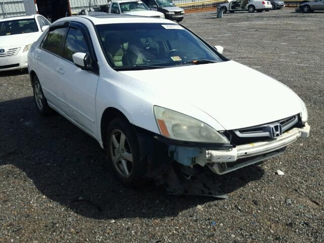 Salvage V   2004 Honda Accord