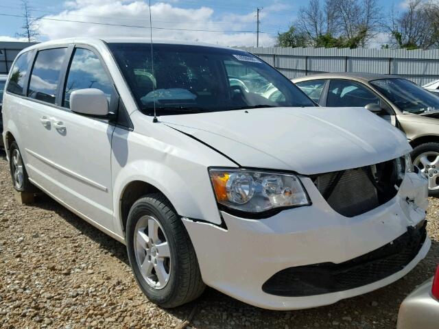 Salvage V   2013 Dodge Caravan