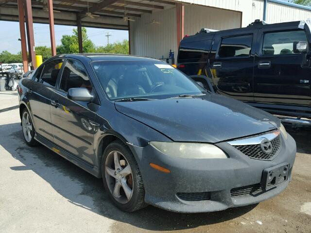 Salvage V | 2004 Mazda 6