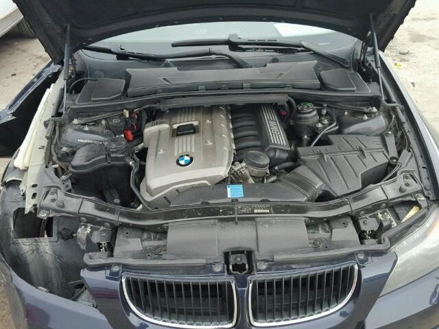 2006 BMW 325I AUTOM Photos | UT - SALT LAKE CITY - Salvage