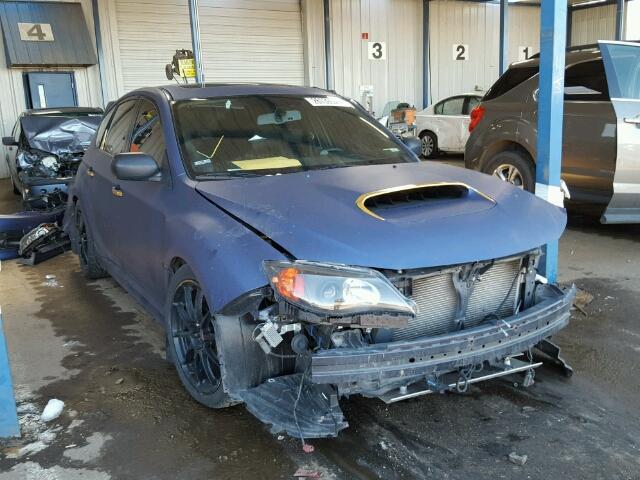 Salvage V | 2013 Subaru Wrx