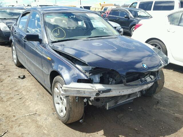 2004 BMW 325XI 2.5L