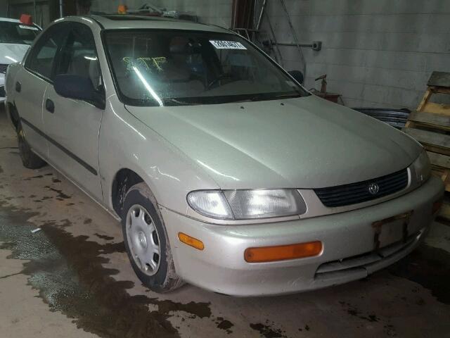 Salvage V   1995 Mazda Protege